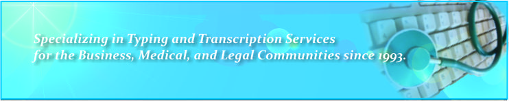 Professional Transcription Services, Inc.